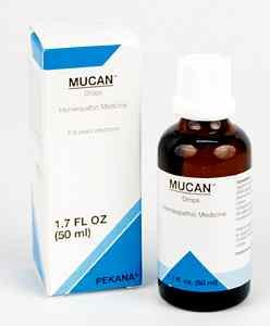 Mucan 50ml  by Pekana Homeopathic Spagyrics