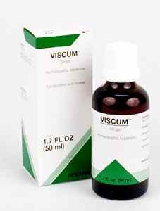 Viscum 50ml  by Pekana Homeopathic Spagyrics