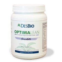 OptimaLean - 4 Flavors 14servings by DesBio