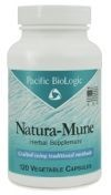 Natura Mune 120caps by Pacific BioLogic