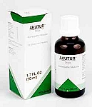 AKUTUR 50ml  by Pekana Homeopathic Spagyrics