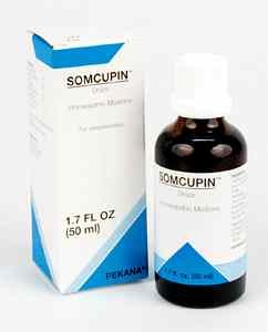 Somcupin 50ml  by Pekana Homeopathic Spagyrics