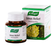 Sinus Relief 120-tabs by A. Vogel