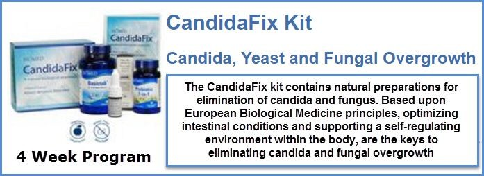 CandidaFix Kit by Biomed
