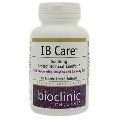 IB Care 60 softgels by Bioclinic Naturals
