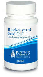 Blackcurrant Seed Oil (60 C)  by Biotics Research