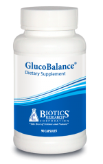 GlucoBalance 180 capsules by Biotics Research
