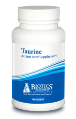 Taurine (100 C) by Biotics Research