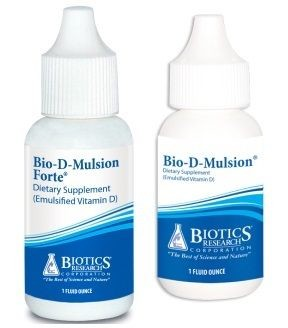 Bio-D-Mulsion-(emulsified) in Regular and Forte Strength by Biotics Research