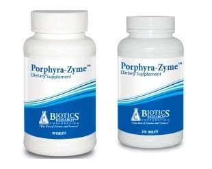 Porphyra-Zyme  (90 T) and (270 Tablet) Sizes by Biotics Research