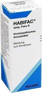 Habifac 50ml  by Pekana Homeopathic Spagyrics