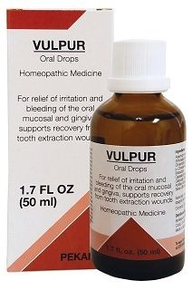 VULPUR 50ml  by Pekana Homeopathic Spagyrics