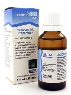 Acidum Phosphoricum Plex  30ml(1fl.oz)  by UNDA