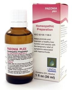 Paeonia Plex  30ml(1fl.oz)  by UNDA