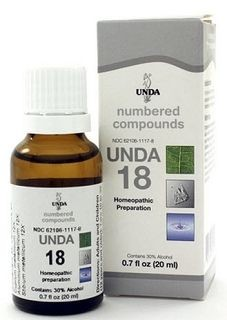 Unda #18  20ml(0.7fl.oz)  by UNDA