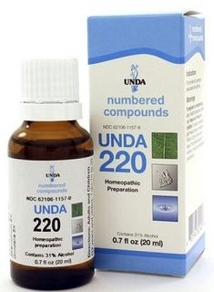 Unda #220  20ml(0.7fl.oz)  by UNDA