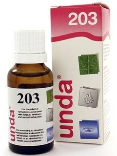 Unda #203  20ml(0.7fl.oz)  by UNDA