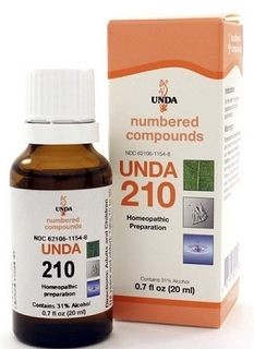 Unda #210  20ml(0.7fl.oz)  by UNDA