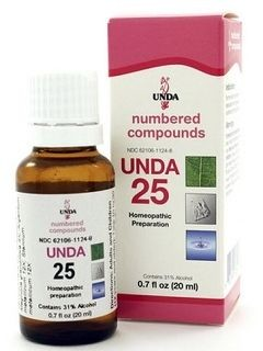 Unda #25  20ml(0.7fl.oz)  by UNDA