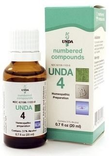 Unda #4  20ml(0.7fl.oz)  by UNDA