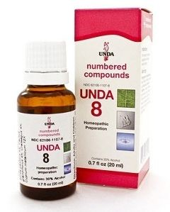 Unda #8  20ml(0.7fl.oz)  by UNDA