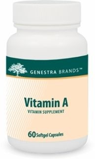 Vitamin A  60caps  by Genestra