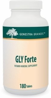 GLY Forte (Formula GLY)  180tabs  by Genestra