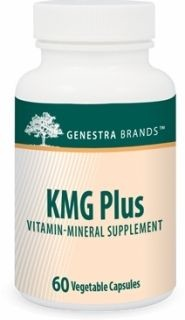 KMG+ Hypertension Formula  60caps  by Genestra