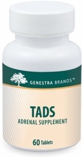 TADS (adrenal)  60tabs  by Genestra