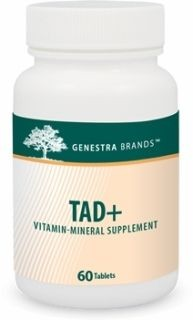 TAD+(Adrenal)  60tabs  by Genestra
