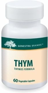 THYM Thymus Extract  60caps  by Genestra