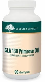 GLA 130 Primrose Oil  90caps  by Genestra