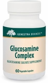 Glucosamine Complex  60caps  by Genestra