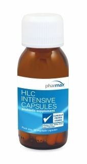HLC Intensive 30caps w/25.BillionCFU HumanSourced Probiotics by pHARMAx