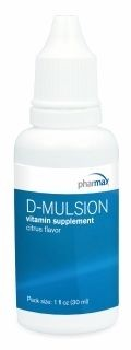 D-Mulsion Citrus 30ml(1fl.oz)  by pharmaX