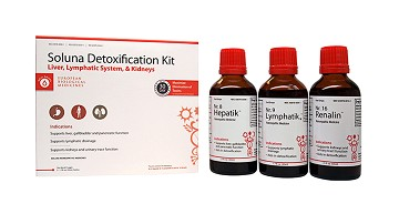 Soluna Detoxification Kit by Soluna