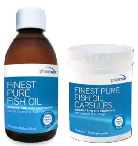 Finest Pure Fish Oil by phamrax - ALL Products