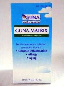 GUNA-MATRIX by GUNA Biotherapeutics
