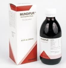 Mundipur 250ml Syrup  by Pekana Homeopathic Spagyrics